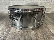 """More details for slingerland sd14 spirt snare drum 14"""" x 6.5"""" 10 lug snare drum  #sn870"""