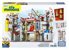 Mega Bloks Despicable Me Minions Castillo Conjunto de Juego Aventura