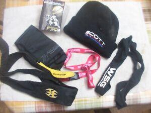 Paintball Scott Empire Hybrid Warrior Sports Head Gear, Draxus, Headband, Hat