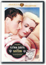 The Sisters DVD New Errol Flynn Bette Davis Anita Louise Ian Hunter