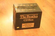 The Beatles TOSHIBA EMI 16 CD Box CP 25-5751-66 NEVER USED