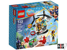 LEGO 41234 DC Super Hero Girls L'elicottero di Bumblebee - Bumblebee Helicopter