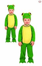 Toddler Fancy Dress Party Outfit Animal Costume Frog