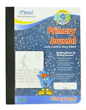 MEAD 09956 Primary Journal School K-2nd Grade STAGE 3 Writing Drawing Pad Book
