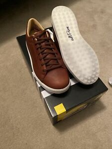 Brand New Adidas Men's Adipure SP 2 Golf Shoes Size 9 - $190
