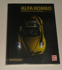 Foto Album Alfa Romeo - Leidenschaft su Ruote ; con Spider Montreal 4C Gtv