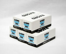 Ilford Delta 100 Black and White 120 Film Pack of 5