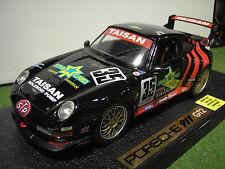 PORSCHE 911 GT2 RACING ANTHONY REID JAPAN CAR 1/18 ANSON 30327 voiture miniature