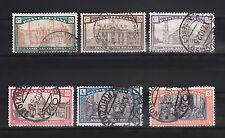 REGNO - 1924 - Anno Santo - Serie completa(169/174) - U