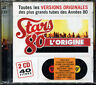STARS 80 L'ORIGINE 40 TITRES - COMPIL 2 CD NEUVE SOUS CELLO NEW SEALED