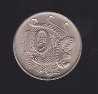 1981  Australia 10 Cent Coin  I-899