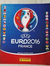 Panini UEFA EURO 2016 France - Album - Leer / Sammelalbum / Sammelheft
