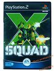 X SQUAD - jeu d'action aventure pour console PS2 PlayStation 2 PAL complet testé
