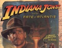 INDIANA JONES & THE FATE OF ATLANTIS +1Clk Windows 10 8 7 Vista XP Install