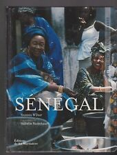 SENEGAL CUISINE INTIME ET GOURMANDE Youssou N'Dour livre