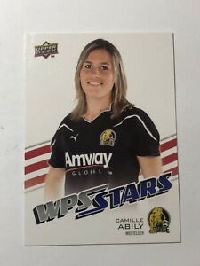 Soccer - 2010 MLS - Season - Card -WPS - Pride Camille Abby Card#192