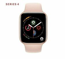 ROSE GOLD Smart Watch Series 4 Sport for iphone 6 6s 7 8 X samsung honor3 xiaomi