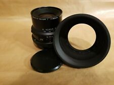 Excellent  Mamiya SEKOR Z 90mm f/3.5 W with hood