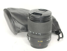 Leica Panasonic D Vario-elmar 14-50mm F3.8-5.6 OIS Lens For Four Thirds (3981BL)