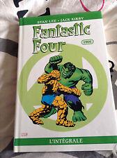Integrale Fantastic Four 1964 en VF et TBE