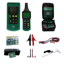MASTECH MS6818 12V-400V AC/DC Wire Cable Tracker Metal Pipe Locator Detector Tes