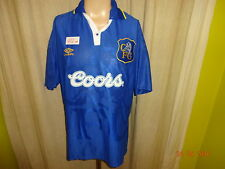 "FC Chelsea London Original umbro Heim Trikot 1995-1997 ""coors"" Gr.XL TOP"