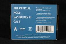 Official 'KODI' Raspberry PI 3 Case  N.I.B.