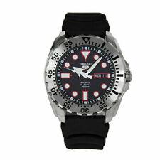 Seiko 5 Sports Men's Black Watch - SRP601J1