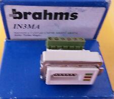 INSERITORE ALLARME BRAHMS IN3MA serie magic