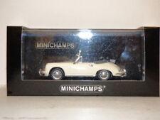 Minichamps Porsche 356 C Cabriolet 1965 Polizei Dusseldorf REF:430 062391