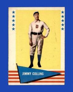1961 Fleer Set Break # 99 Jimmy Collins EX-EXMINT *GMCARDS*