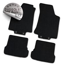 Auto-Fußmatten Supreme schwarz für Mercedes Benz SL-Klasse R129 1989 - 2001