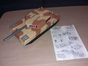 Micro Machines Military Battle Tank Playset Galoop Toys Vintage
