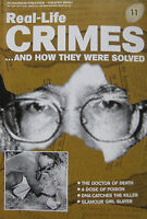 Real-Life Crimes Issue 11 - Harold Shipman Doctor of Death, Harvey Glatman