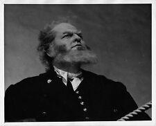 Photo originale Orson Welles Moby Dick  John Huston Bob Penn