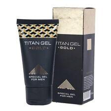 Titan Gel GOLD ~ Penis Enlargement Cream ~ Enlarging Sex Cream for Men