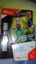 Monster High Mega Blocks Lego Construx Lagoona Blue Collection 4 ORNAMENT C INFO
