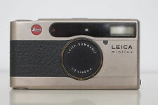 Leica Minilux AG Camera Summarit 2.4/40mm