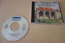 Kozeluch / Myslivecek - Parthias / Budapest Wind / Berkes / Hungaroton 1997 Rar