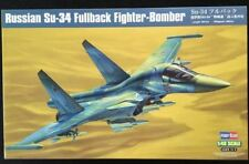 Hobbyboss 81756 1:48th scale  Russian Su-34 Fullback Fighter-Bomber