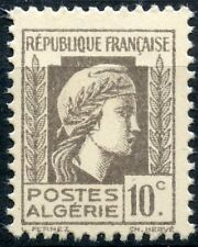 STAMP / TIMBRE ALGERIE NEUF N° 209 ** MARIANNE D'ALGER