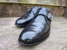 Abbigliamento e accessori neri Crockett & Jones dal Regno Unito