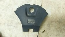 90 Honda PC800 PC 800 Pacific Coast top handlebar ignition switch cover