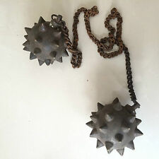 antique Chinese ancient weapon bola Chinese kung fu