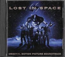 Lost in Space 1998 Movie Soundtrack Album CD Bruce Broughton