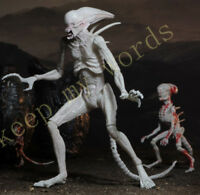 NECA Aliens Covenant Neomorph + baby PVC Action Figure Collection Gift Toy Model
