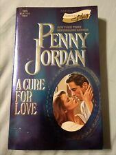 Penny Jordan A Cure for Love B2G1