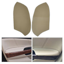 leather Front Door Panel Armrest Cover for Honda Accord Sedan 2008 09 10 11 2012
