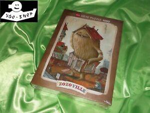 HEYE puzzle NEIGHBOURHOOD ZOZOVILLE Nachbarschaft 1000 Teile 29812 NEU OVP