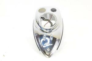 2014 Indian Chief Vintage Chrome Tank Cover Panel Dash Start Button 5633355